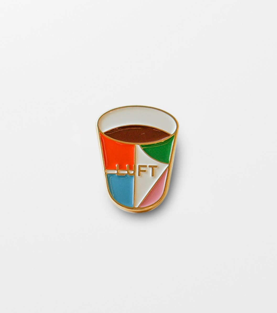 PIN BADGE LUFT CUP